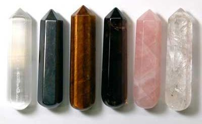 Image result for crystal healing wands