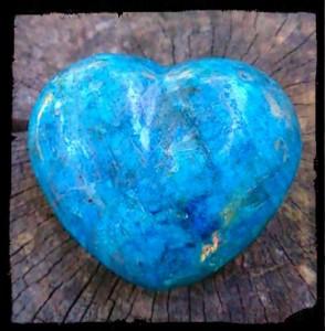 Apatite heart