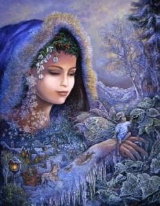 Spirit of Winter Josephine Wall